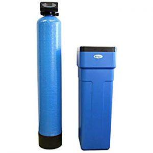 Tier1 48,000 Grain High-Efficiency Digital Water Softener for Hard Water