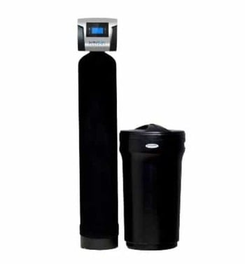 Water softener for wells